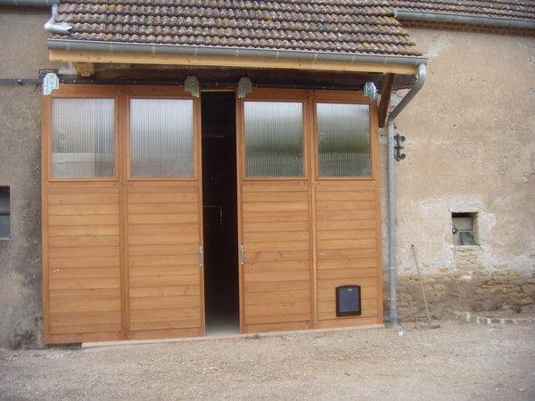Fabrication et installation de portes coulissantes - Fabrication porte coulissante ...